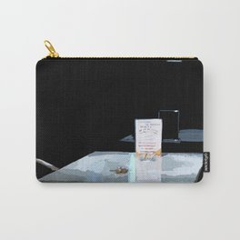 Dark Table Carry-All Pouch