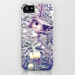 1 Apple Tree Ln. iPhone Case