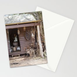 Old Timers Hut Stationery Cards