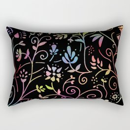 Color Color! Rectangular Pillow
