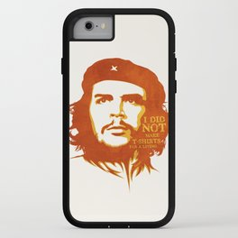 I did not make T-shirts for a living iPhone Case