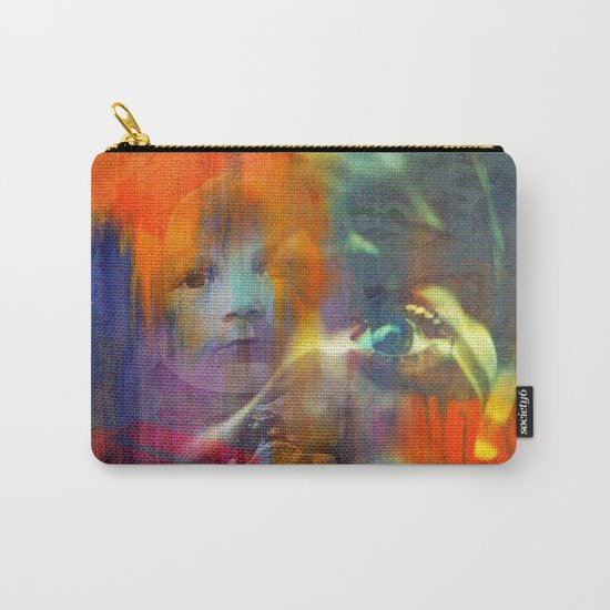 Abstrait 4 Carry-All Pouch