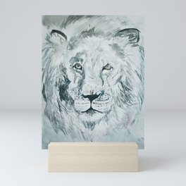 Lion Heart Mini Art Print