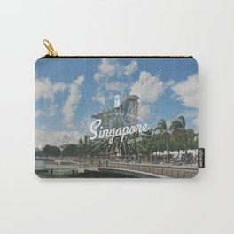 Singapore Estd. 1965 Carry-All Pouch