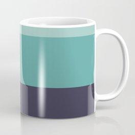 Digital modern stripes Coffee Mug