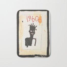 basquiat 1960 Bath Mat