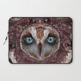Owl Dream Catcher Laptop Sleeve