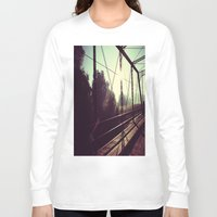 resident evil Long Sleeve T-shirts featuring Resident by Peacockbutterfly  Art