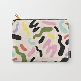 SQUIGGLE BEAN Carry-All Pouch