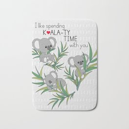 Koala Bath Mat