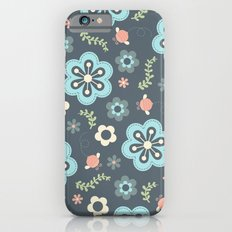Whimsy Floral iPhone 6s Slim Case