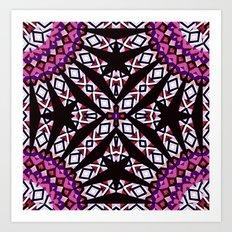 Mix #326 Art Print