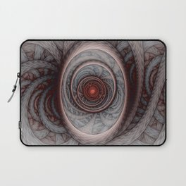 Look into my eyes Laptop Sleeve