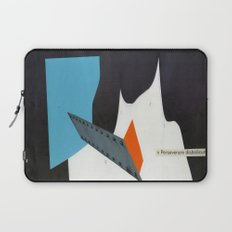 perseverare diabolicum Laptop Sleeve