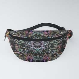 Candy Wrapper Fanny Pack