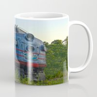 minnesota Mugs featuring Minnesota Zephyr by John Andrews Design