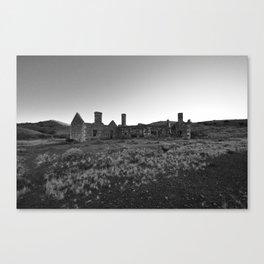 Australian Ruin Canvas Print