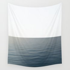 Sea Texture Wall Tapestry