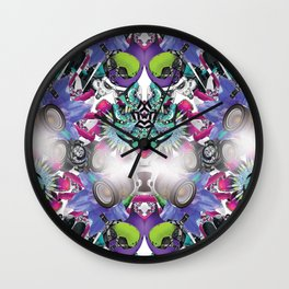 MultiFunktwo Wall Clock