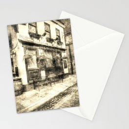 The Mayflower Pub London Vintage Stationery Cards
