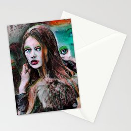 Paranoia Stationery Cards