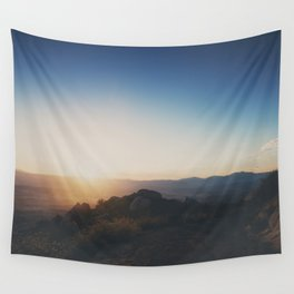 mountain road ... Wall Tapestry