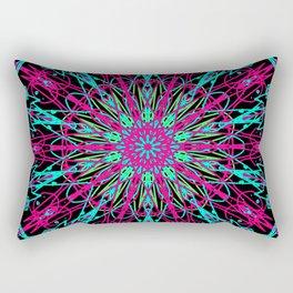 big mandala Rectangular Pillow