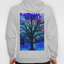 TREES AND STARS Hoody