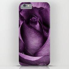 Purple Rose iPhone 6 Plus Slim Case