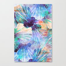 Ocean seashells Canvas Print