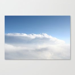ICE WAVE II Canvas Print