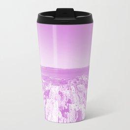 Vanishing Metal Travel Mug