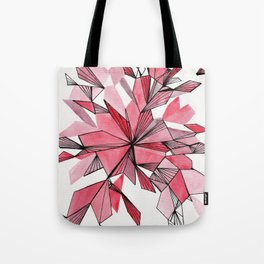 Hanna - Watercolour + Ink  Tote Bag