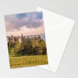 The old castle Stationery Cards