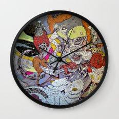 la princess  Wall Clock