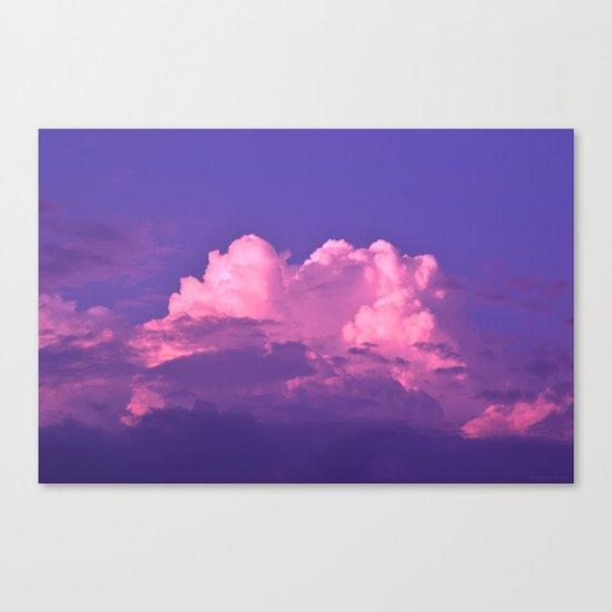 Cloud of Dreams Canvas Print