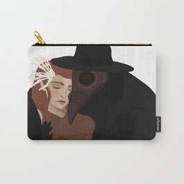 Plague Doctor Carry-All Pouch