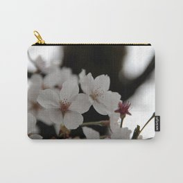 Sakura blossoms up close Carry-All Pouch