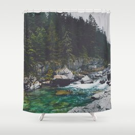 A Place Within Yourself Shower Curtain