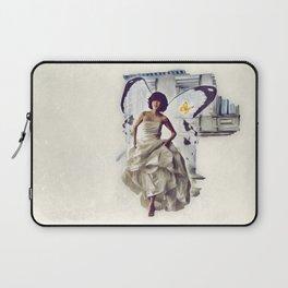 Butterfly Bride Laptop Sleeve