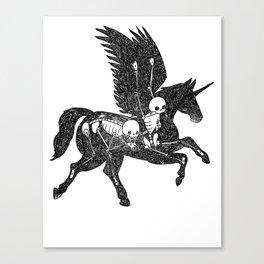 Pegasus Animus Canvas Print
