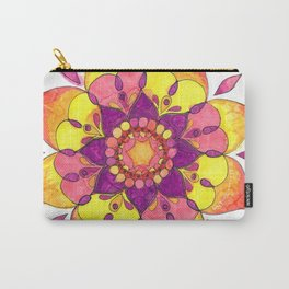 Berry blasted Carry-All Pouch
