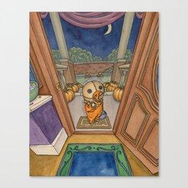 Trick r Treat Canvas Print