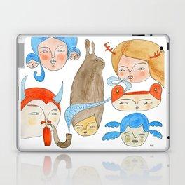 Secret Rendezvous Laptop & iPad Skin