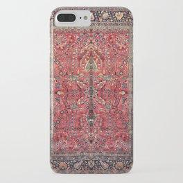 Antique Persian Red Rug iPhone Case