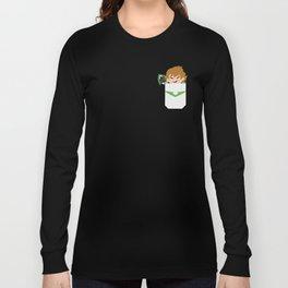 Pocket paladin pidge Long Sleeve T-shirt
