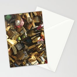 Lock Bridge Stationery Cards