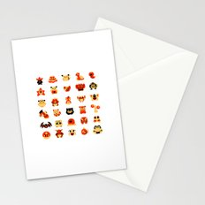 The Boys Are Back In Town Stationery Cards