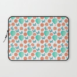 Fly Away With Me Pattern Laptop Sleeve