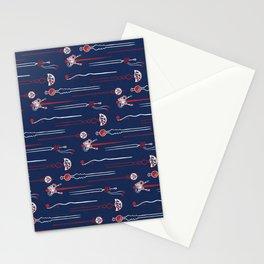 Japanese Hair Pin / Kanzashi (かんざし) Stationery Cards